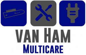 Logo Van Ham Multicare